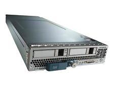 CISCO UCS B200 M2 BLADE SERVER N20-B6625-1 V02 2X X5620  8 Core 16GB RAM