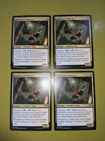 Ingenious Infiltrator x4 Modern Horizons 4x Playset Magic the Gathering MTG