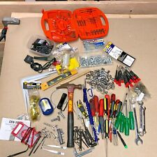 Mixed Lot Of Tools Wrenches Sockets screwdrivers Rotary Solder Craftsman misc
