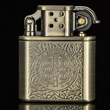 Vintage Kerosene Oil Lighter Brass Copper Constantine The Hellblazer Ghost Elegy