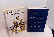 Key Monuments of the History of Art,A Visual Survey by H.W. Janson 1st.ed. 1959