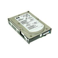 FESTPLATTEN HP ST373207LW 73GB 10k SCSI 68p 0950-4132 3.5''