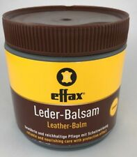 Effax Leder-Balsam 500ml Leather Balm US Seller Free Shipping