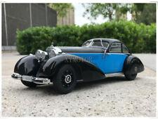 1/18 KK Scale Mercedes Benz 540K 1938 Diecast Model Car Boy Gifts Black AND Blue