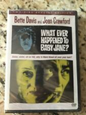 What Ever Happened to Baby Jane (DVD, 2006, 2-Disc Set, Special Edition)