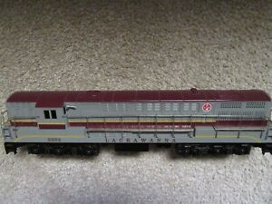 WILLIAMS O SCALE  Lackawanna  FM TRAINMASTER Dummy w/ sound