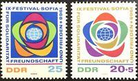 DDR #1017 #B148 MNH CV$0.90