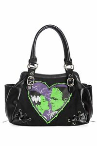 Banned Made For Each Other Bag Black
