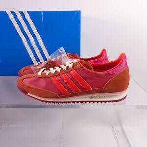 Size 11 Women's / 10 Men's adidas Originals Wales Bonner SL72 Sneakers FX7502