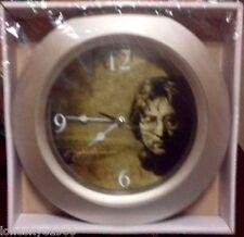 JOHN WINSTON LENNON Memorabilia Collectors' Wall Clock