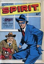 The Spirit #6 Photocopy Comic Book