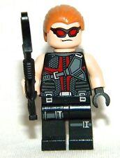 HAWKEYE Lego Mini-Figure Loose Set 6867 Marvel Avengers