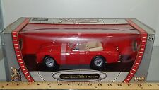 1/18 YATMING/ROAD SIGNATURE 1958 ASTON MARTIN DB2-4 MARK III RED od
