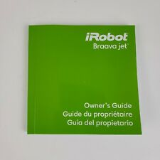 iRobot Brava Jet 240 Owners Guide Manual