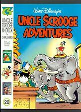 Carl Barks Library Uncle Scrooge Adventures #20 Walt Disney Gladstone 1997
