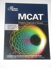 MCAT Organic Chemistry Review by Princeton Review Staff (2010, Paperback) NEW