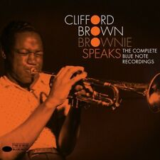 Clifford Brown, Brownie Speaks / the Complete Blue Note Recordings - 3 CD - NEW