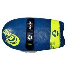 The Slyde Grom Soft Top Body Surfing Handboard Handplane Travel Portable Board