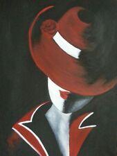 Artist Acrylic Portrait Art Paintings