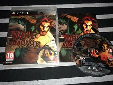 PS3 : the wolf among us