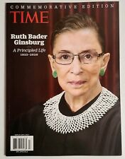 Time Magazine Ruth Bader Ginsburg COMMEMORATIVE EDITION (2020) NEW