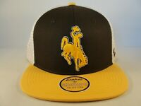 Wyoming Cowboys NCAA Zephyr Trucker Snapback Hat Cap