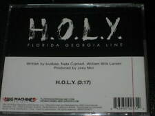 FLORIDA GEORGIA LINE - H.O.L.Y. - EXCLUSIVE BEST BUY CD Single! RARE! NEW! holy