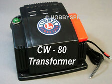 LIONEL TRANSFORMER power supply pack train AC control CW-80 FREE SHIPPING NEW