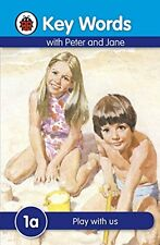 Key Words with Peter and Jane #1 Play with Us a Series NUEVO Rilegato Libro  Lad