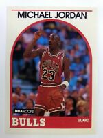 1989 89 NBA HOOPS MICHAEL JORDAN #200, CHICAGO BULLS, HOF