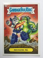 Garbage Pail Kids Mini Cards 2013 Black Parallel Base Card 190b Mechanic AL