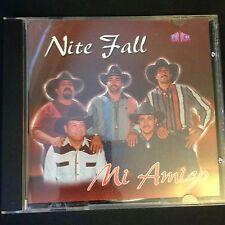 NITE FALL / MI AMIGO CD