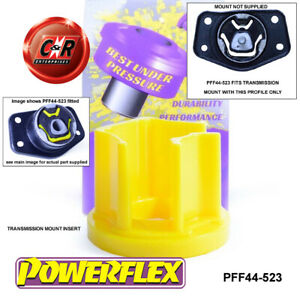 PFF44-523 Powerflex For Smart ForFour 454 (2004-2006) Transmission Mount Insert