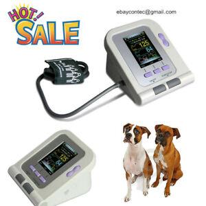 Digitales Veterinär-Blutdruckmessgerät + NIBP-Manschette Hund / Katze /Haustiere