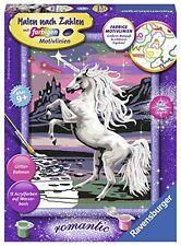 Malen Nach Zahlen Für Kinder Mit Märchen Fantasie Comic Motiv