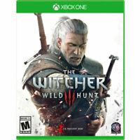 Witcher 3: Wild Hunt (Xbox One, 2015)