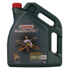 OLIO MOTORE Castrol MAGNATEC 10 W-40 A3/B4 5 LITRI