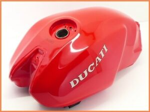 1995 DUCATI MONSTER M900 Genuine Fuel Gas Tank Red ppp