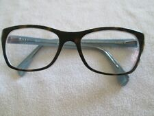 Ray Ban brown tortoiseshell / blue glasses frames. RB 5298 5023.