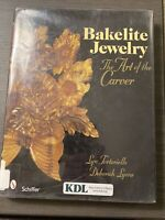 Bakelite Jewelry: The Art of the Carver by Lyn Tortoriello and Deborah Lyons
