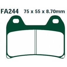 SUZUKI GSX 1200 FSW/FSX Inazuma 1998-99 Front Disc Brake Pads EBC FA244