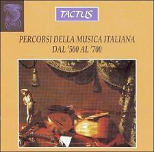 Percorsi Della Musica Italiana 2013 by BOCCHERINI LUIGI / COLONNA GI