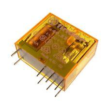 Finder 40.52.8.230.0000 Relais 230V AC 2xUM 8A 250V AC Relay Steck Print 069242