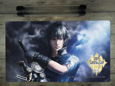 Final Fantasy 2019 Crystal-Cup Trading Card Game Custom Playmat Free Best Tube