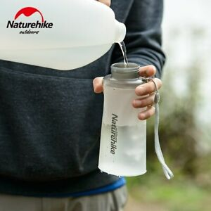 Naturehike factory sell new 750ML Creative Collapsible Foldable Silicone drink S