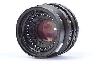 Leitz Wetzlar SUMMICRON-R 50mm f/2 Lens for Leica R Mount  **HAZE**  #P1596
