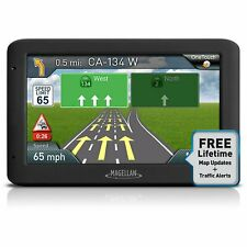 Magellan RoadMate 5250T-LM 5-Inch Navigator with Lifetime Maps and Traffic
