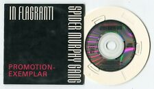 Spider Murphy Gang 3-INCH Promo-CD HEAVY METAL MONSTER RAP +4 © 1989 INT 892.647
