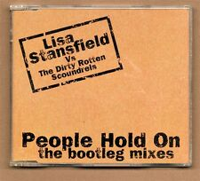 Lisa Stansfield Vs Dirty Rotten Scoundrels - People Hold On Bootleg Mixes