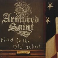 "ARMORED SAINT ""NOD TO THE OLD SCHOOL""  CD NEUWARE"